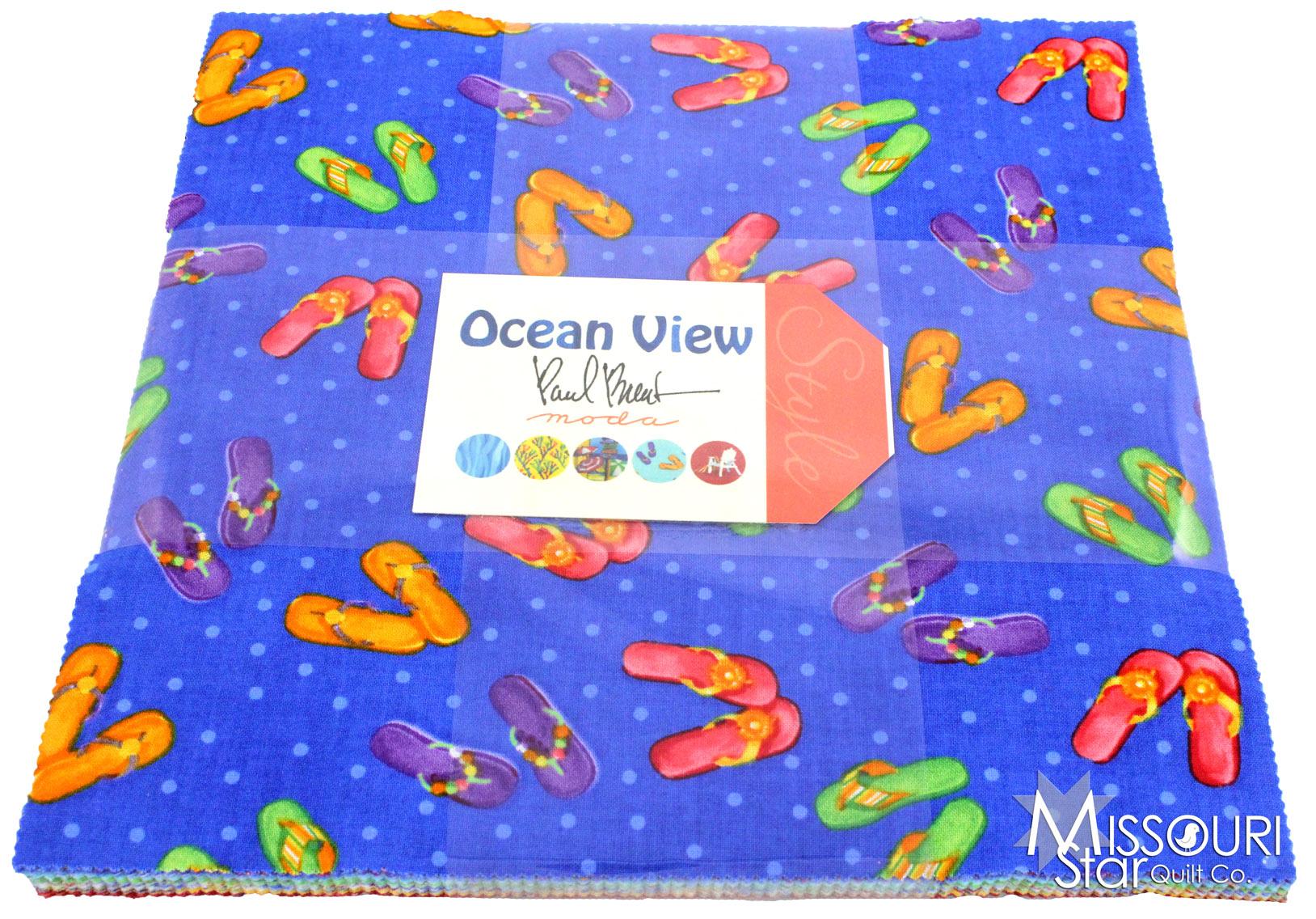 Ocean View Layer Cake
