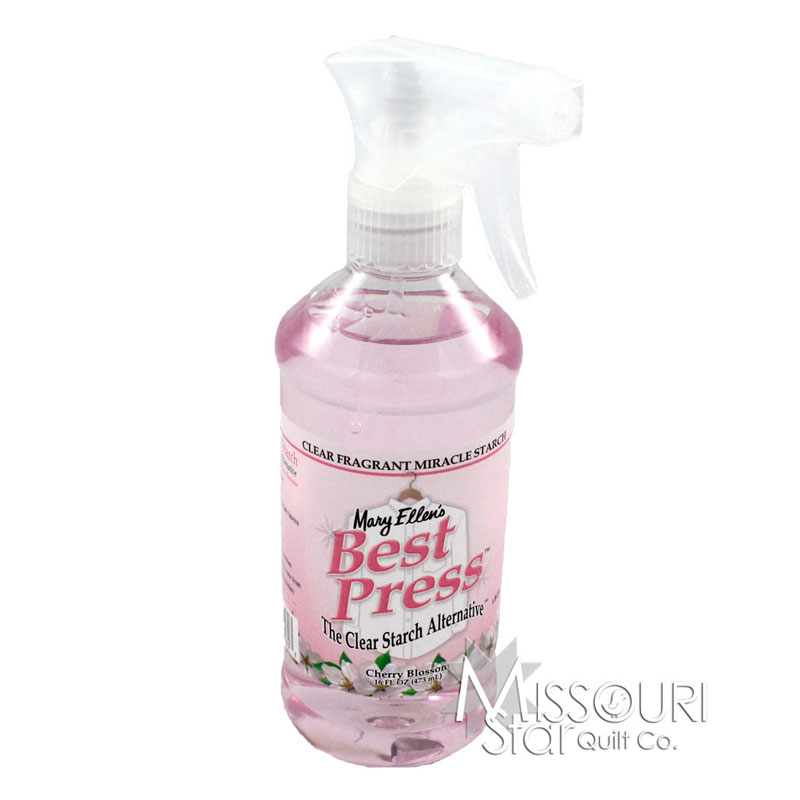 Mary Ellen Best Press Asstd. Scents 16oz. Bottle