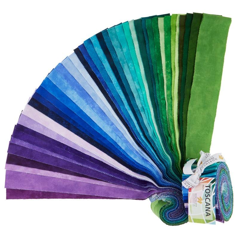 Toscana Peacock Strips