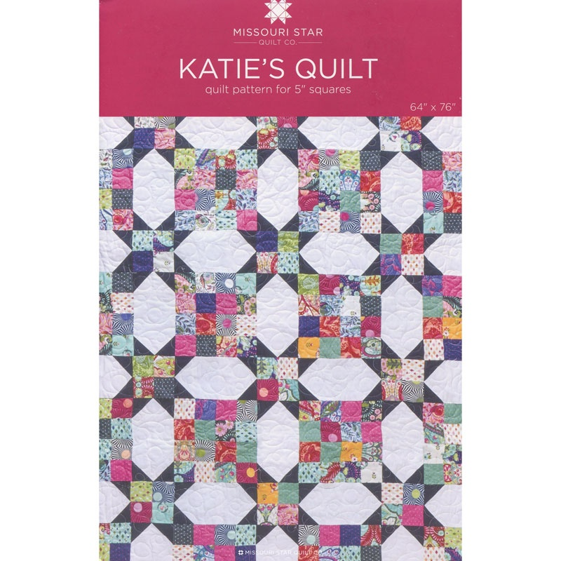 Katie's Quilt Pattern by MSQC - Missouri Star Quilt Co. - Missouri ... : mo star quilt co - Adamdwight.com