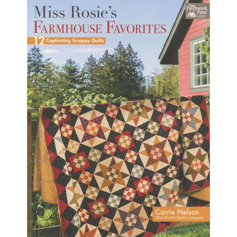 Miss Rosie's Farmhouse Favorites Book