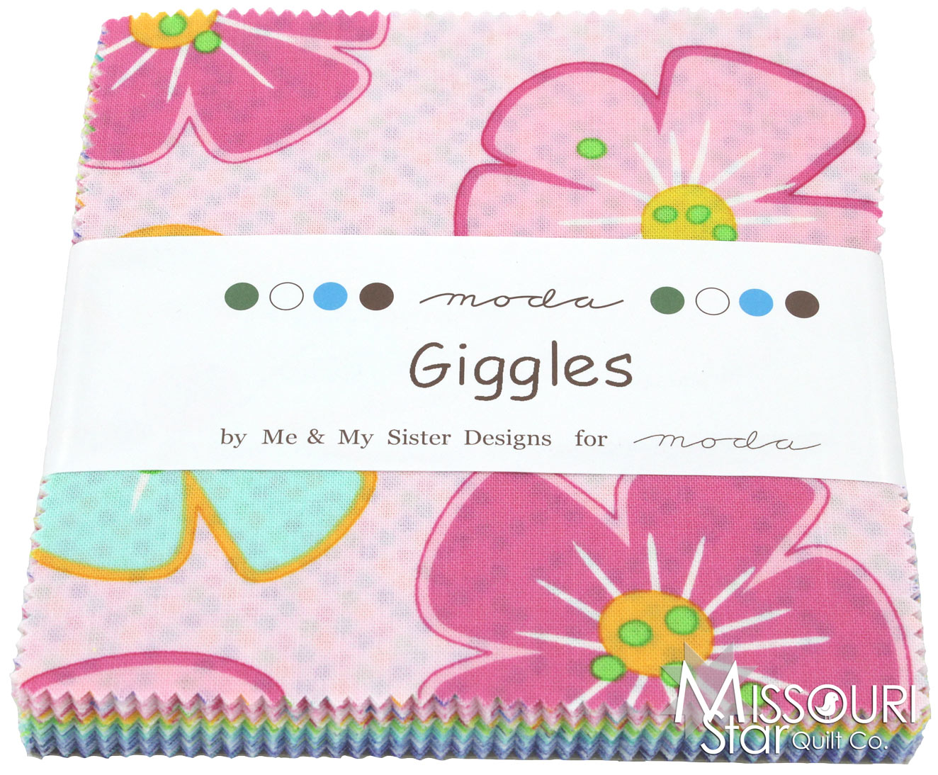 Giggles Charm Pack