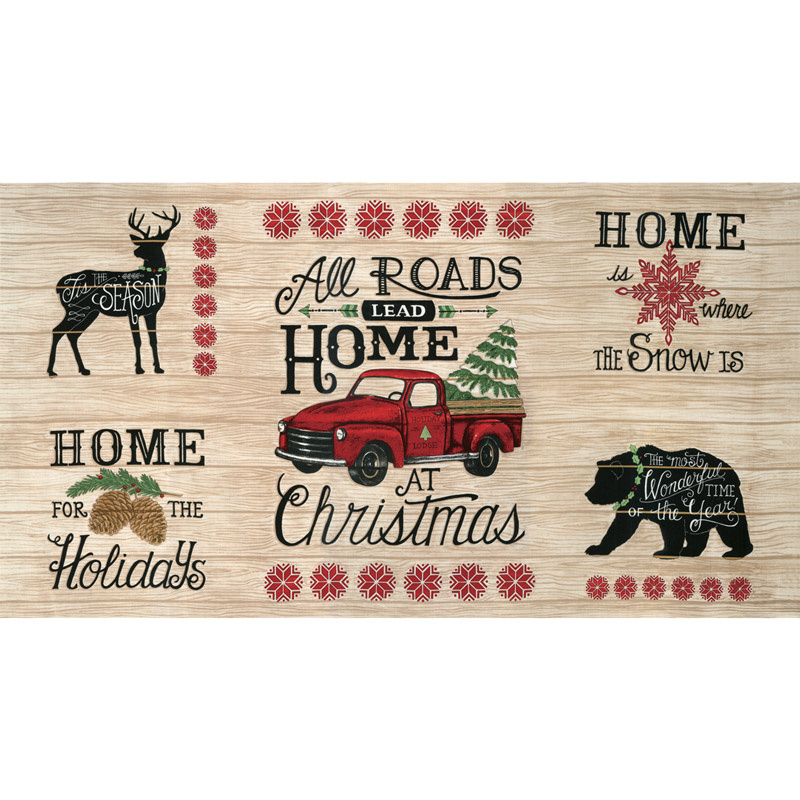 Holiday Lodge - Holiday Tan Panel