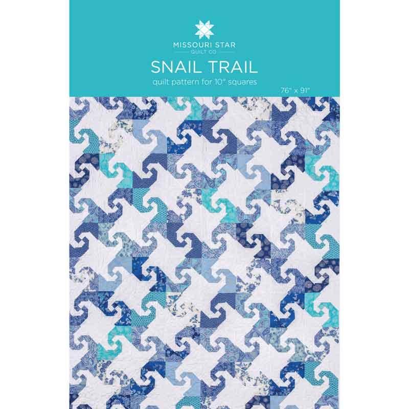 Snail Trail Quilt Pattern By Missouri Star Missouri Star Quilt Co