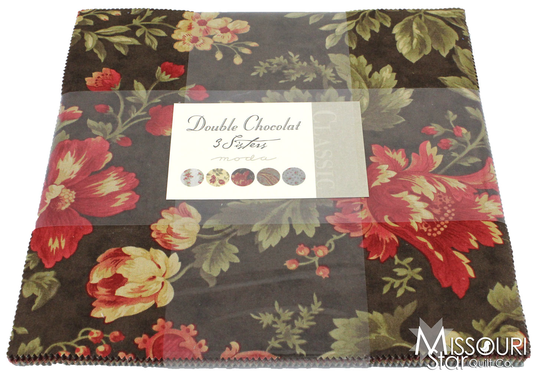 Double Chocolat Layer Cake Moda Fabrics Missouri Star