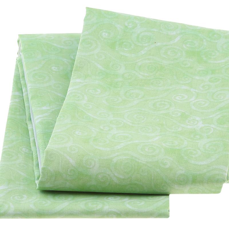 Wilmington Essentials - Swirly Scroll Green 3 Yard Cut