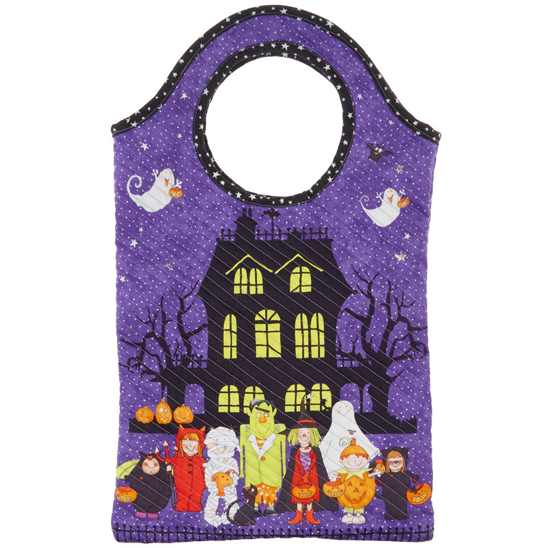 Happy Halloween Trick or Treat Bag Kit