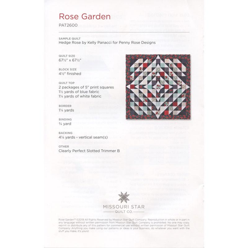 pdf rose garden