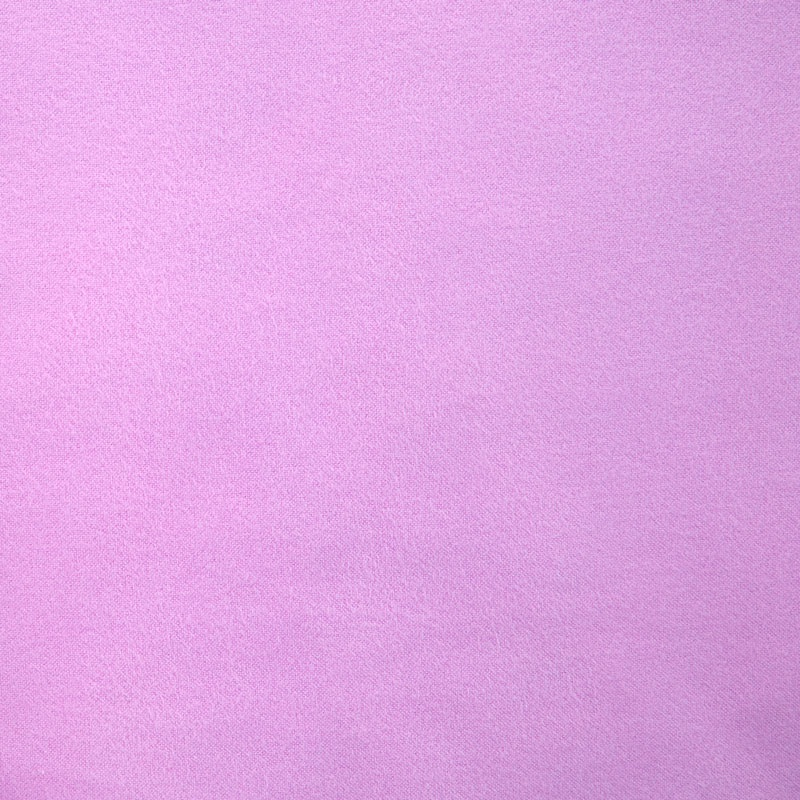 Fluffy Solids - Lavender Flannel Yardage