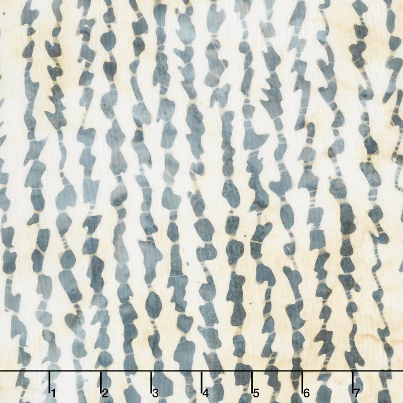 Signature Batiks - Script Noted Yardage