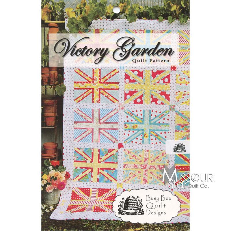 Victory Garden Quilt Pattern - In Stitches — Missouri Star Quilt Co.
