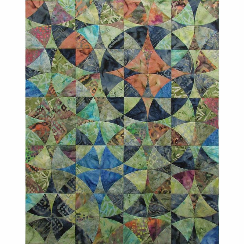 Wheel Of Mystery Kit John Flynn Benartex