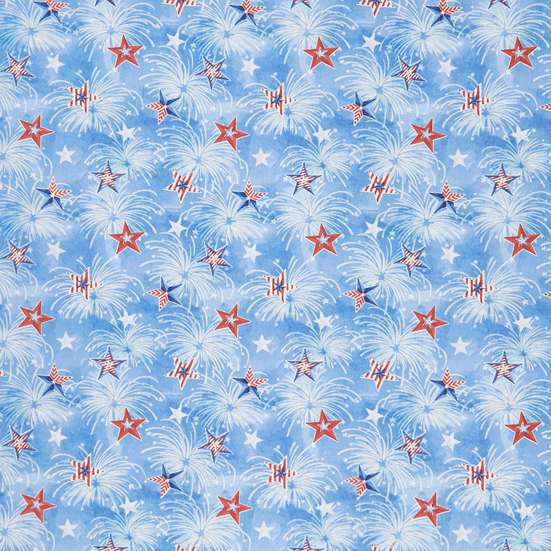 Liberty Lane - Star Sky Blue