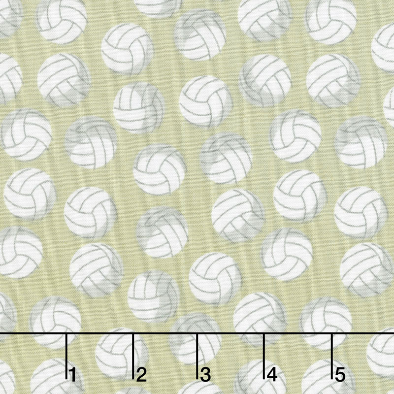 Varsity - Volleyball Tan Yardage