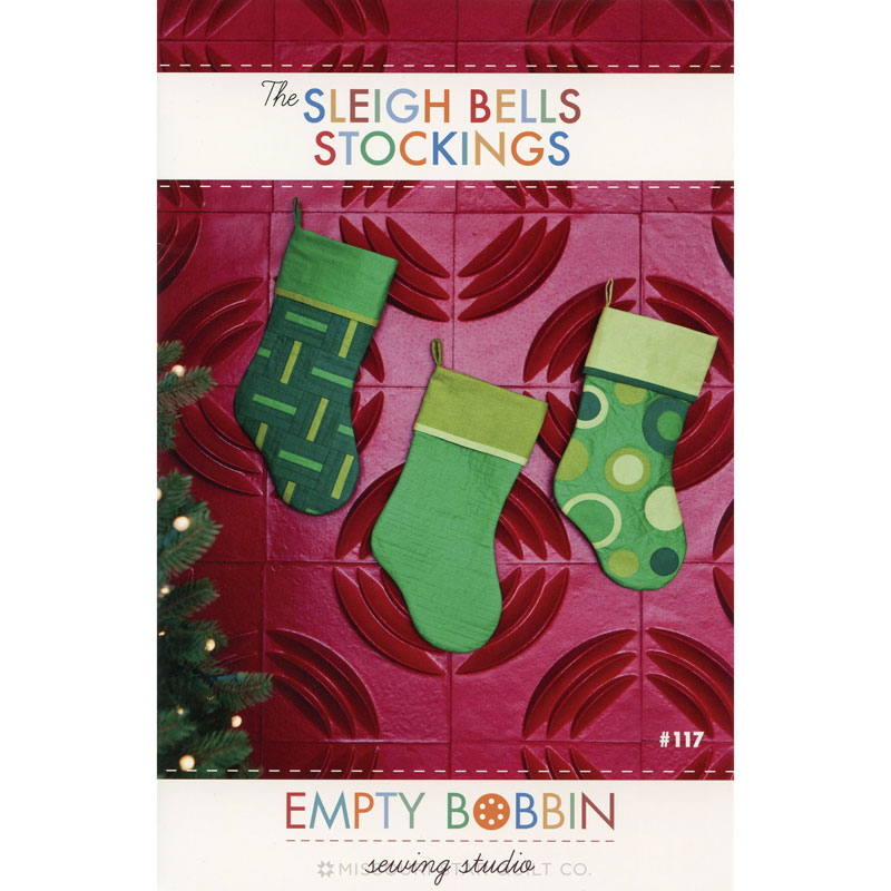 Sleigh Bells Stockings Pattern
