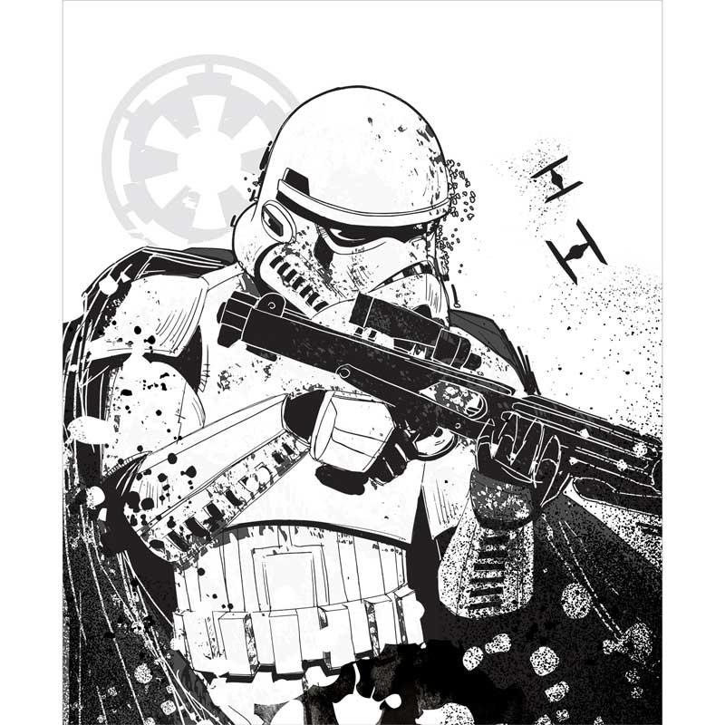Star Wars - Stormtrooper White Panel | Camelot Design ...