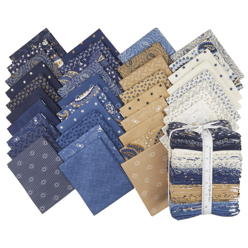 Crystal Lake Fat Quarter Bundle
