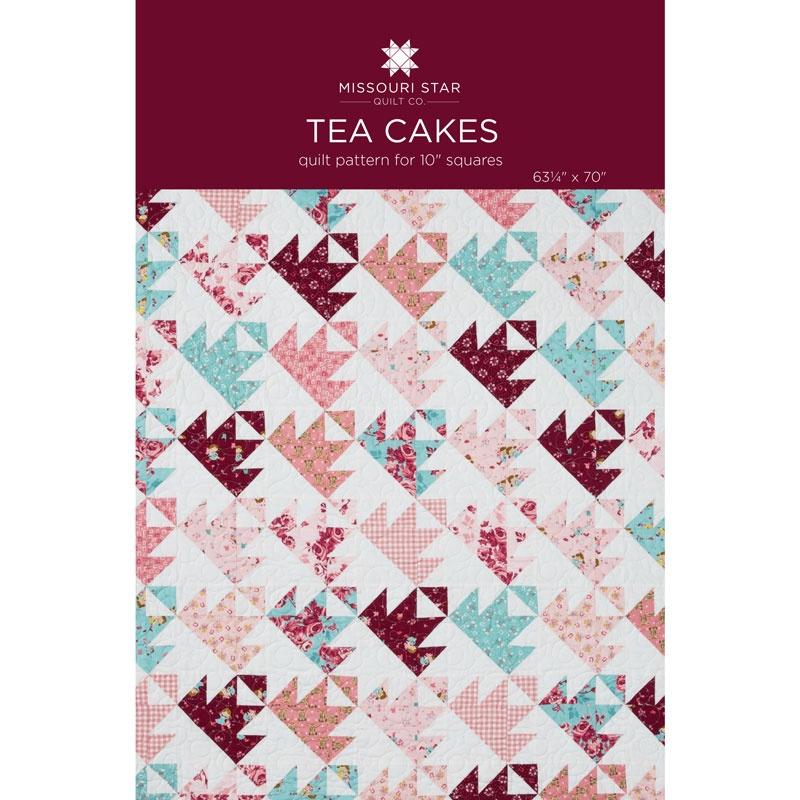 Tea Cakes Quilt Pattern by MSQC - MSQC - MSQC — Missouri Star ... : cake quilt pattern - Adamdwight.com