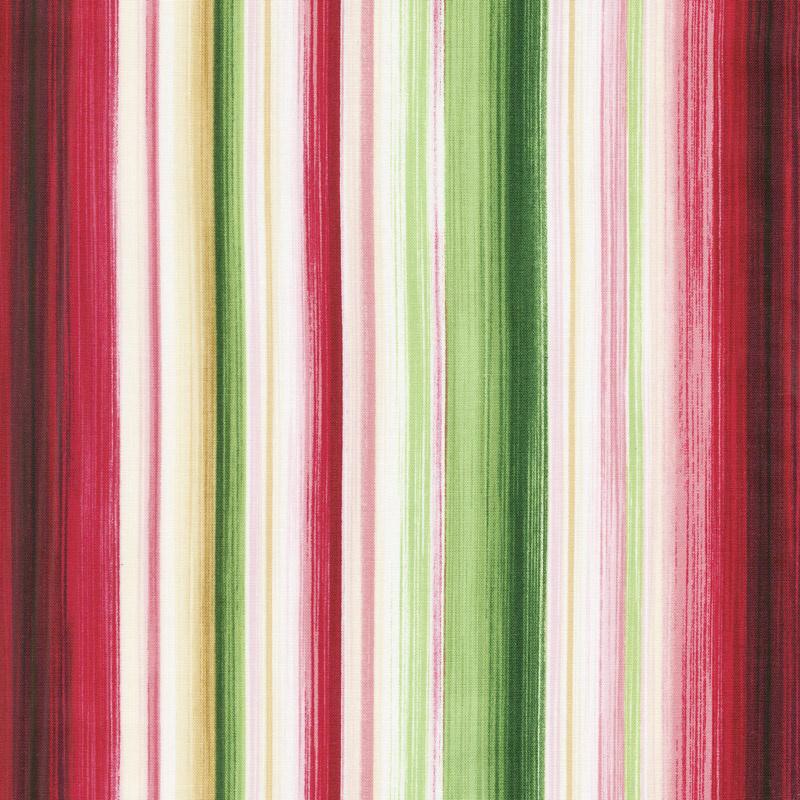 Carina - Stripe Multi Yardage