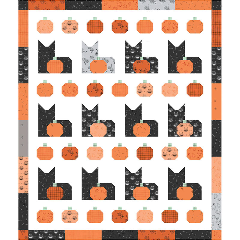 Pumpkins & Cats Kit