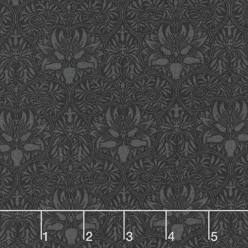 Morris Garden - Crown Imperical 1888 Ebony 108