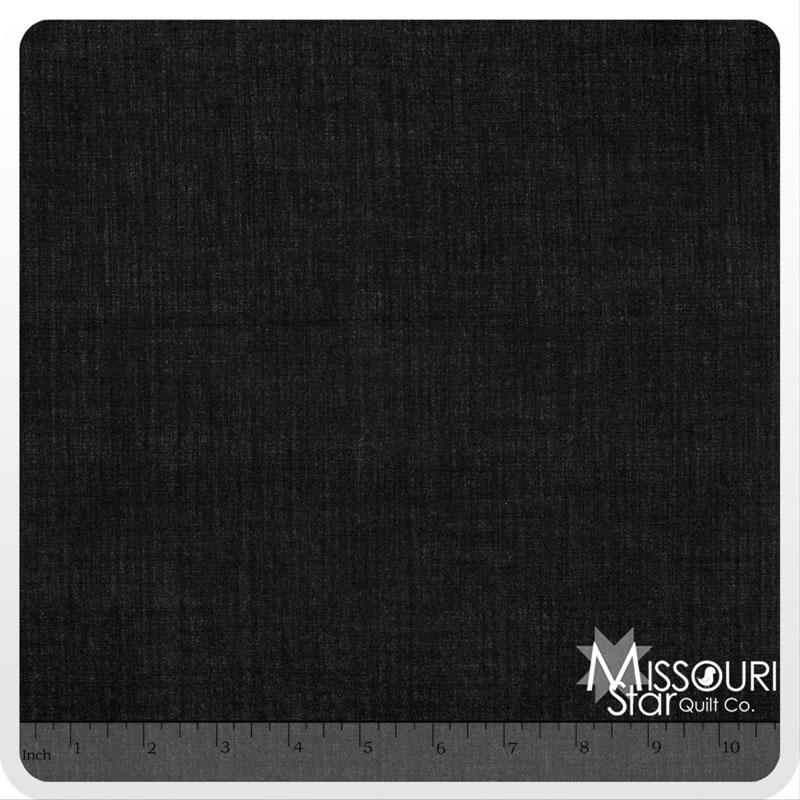 Weave - Black Yardage