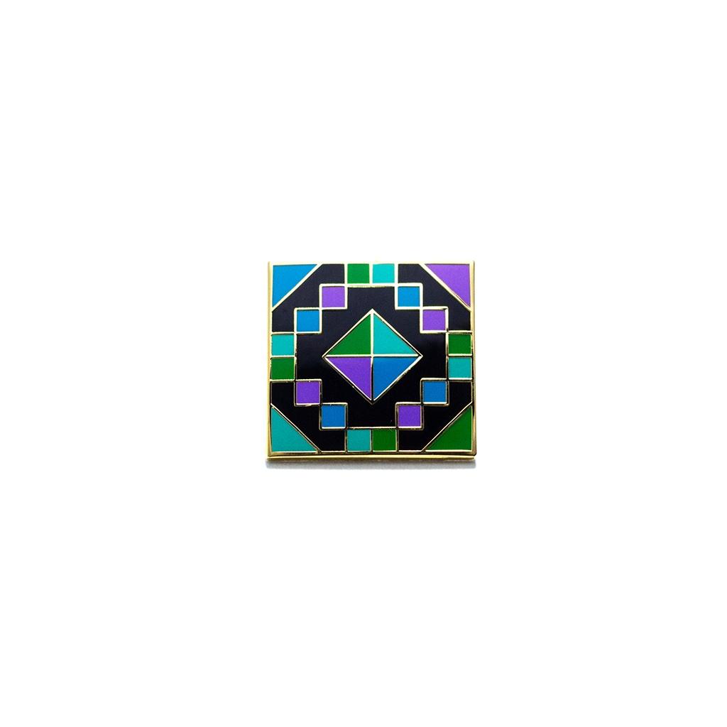 Jewel Box Pin by Pin Peddlers