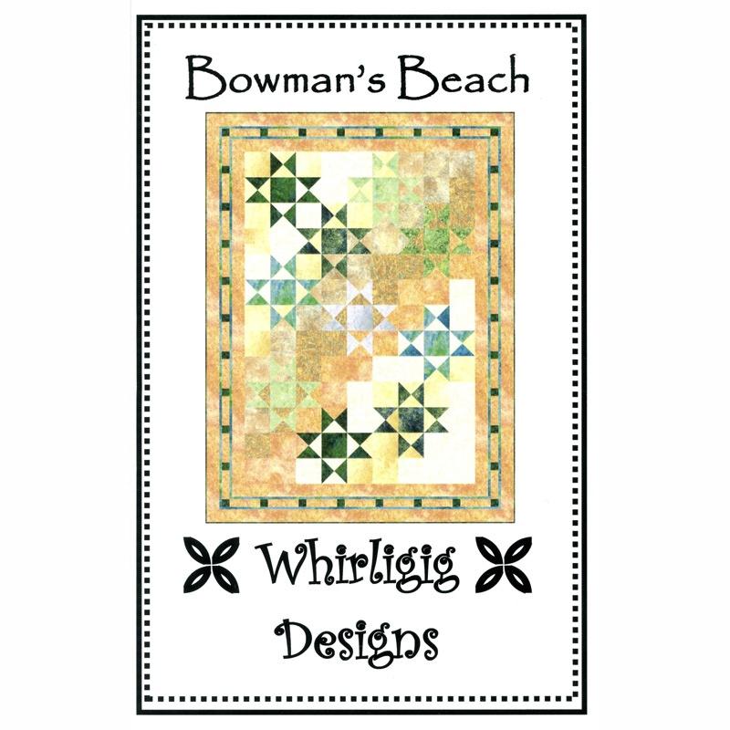 Bowman's Beach Pattern