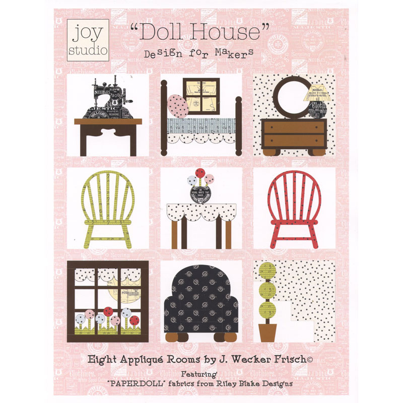 Doll House Pattern