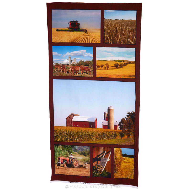American Spirit - On the Farm Multi Panel