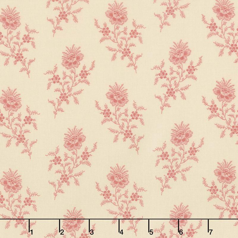 Braveheart - Chrysanthemum Ecru Yardage