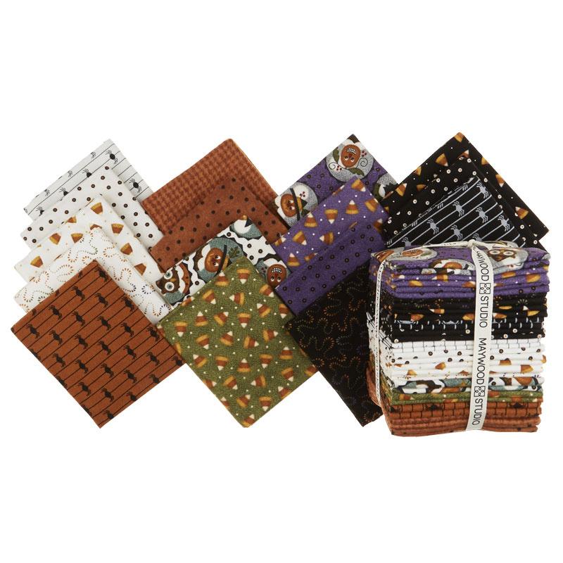 Happy Jacks & Friends Flannel Fat Quarter Bundle