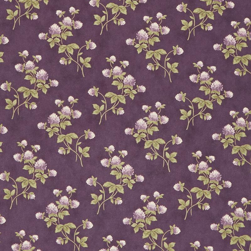 Clover Meadow - Clover Purple Yardage