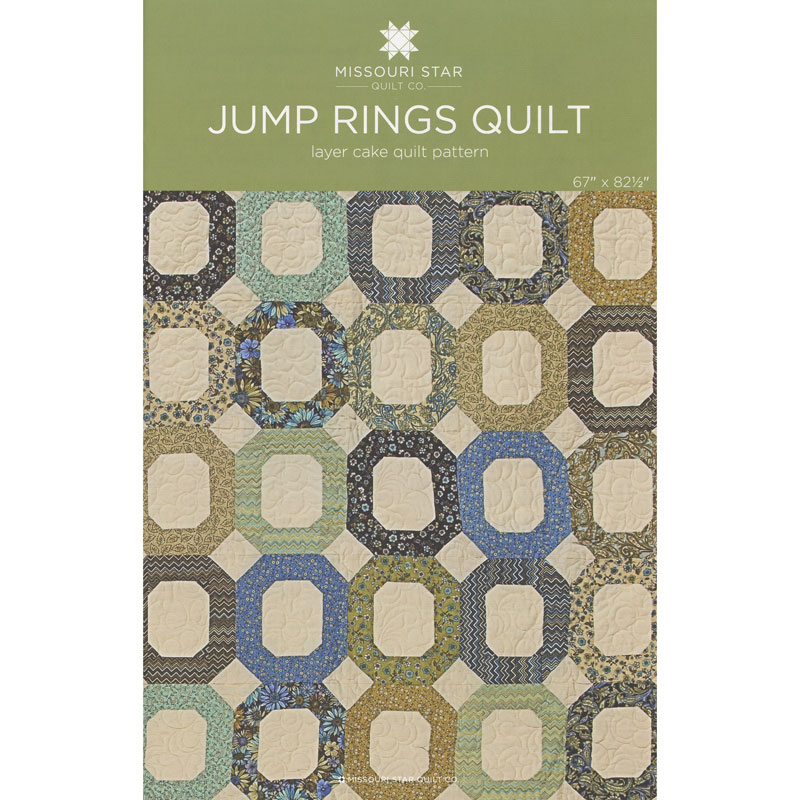 Jump Rings Quilt Pattern