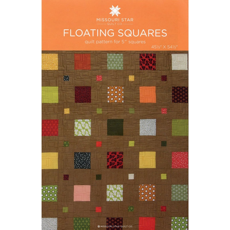 Floating Squares Pattern By Missouri Star Missouri Star