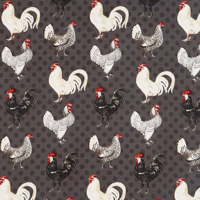 Free Range Fresh - Large Chicken Black Yardage