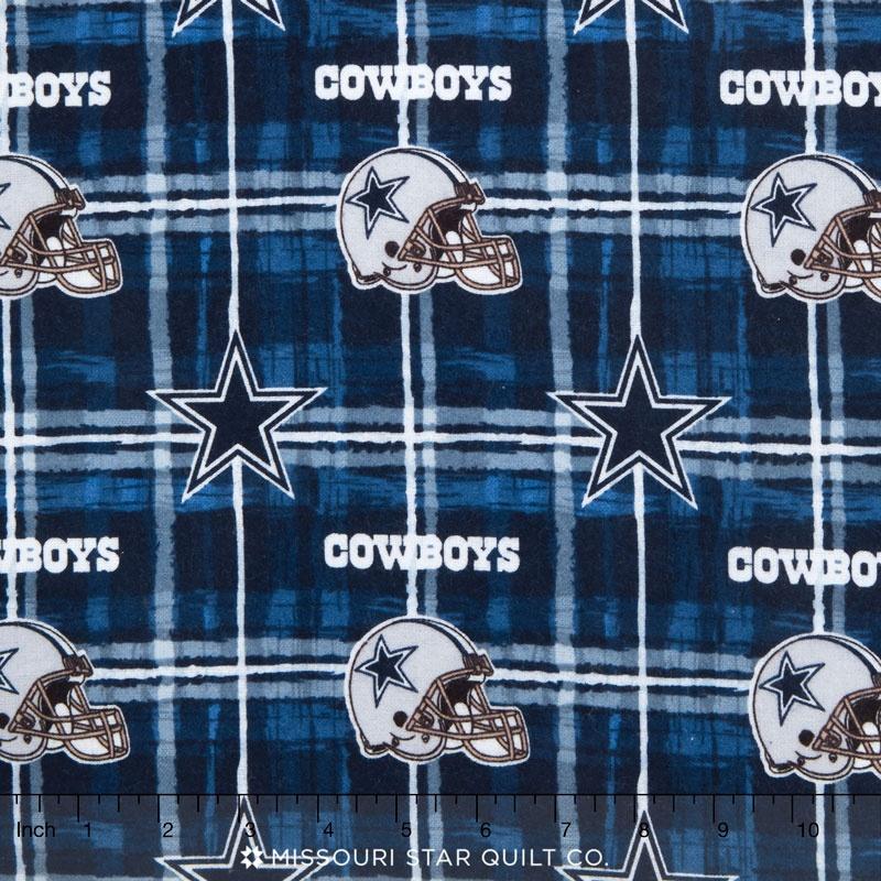 NFL - Dallas Cowboys Flannel Yardage