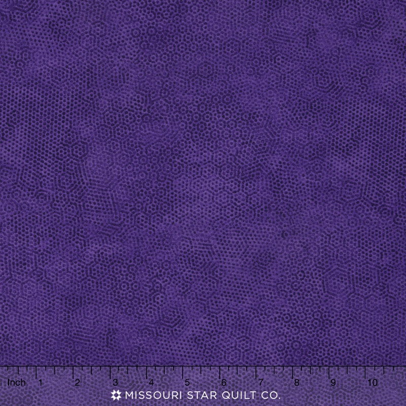 Dimples - Purple Yardage