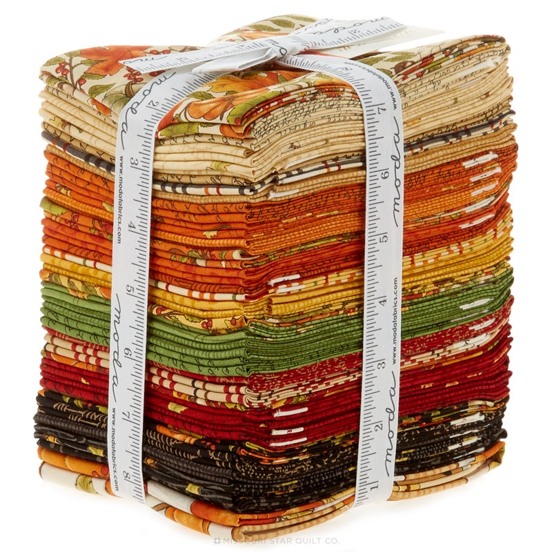 Welcome Fall Fat Quarter Bundle - Deb Strain - Moda Fabrics