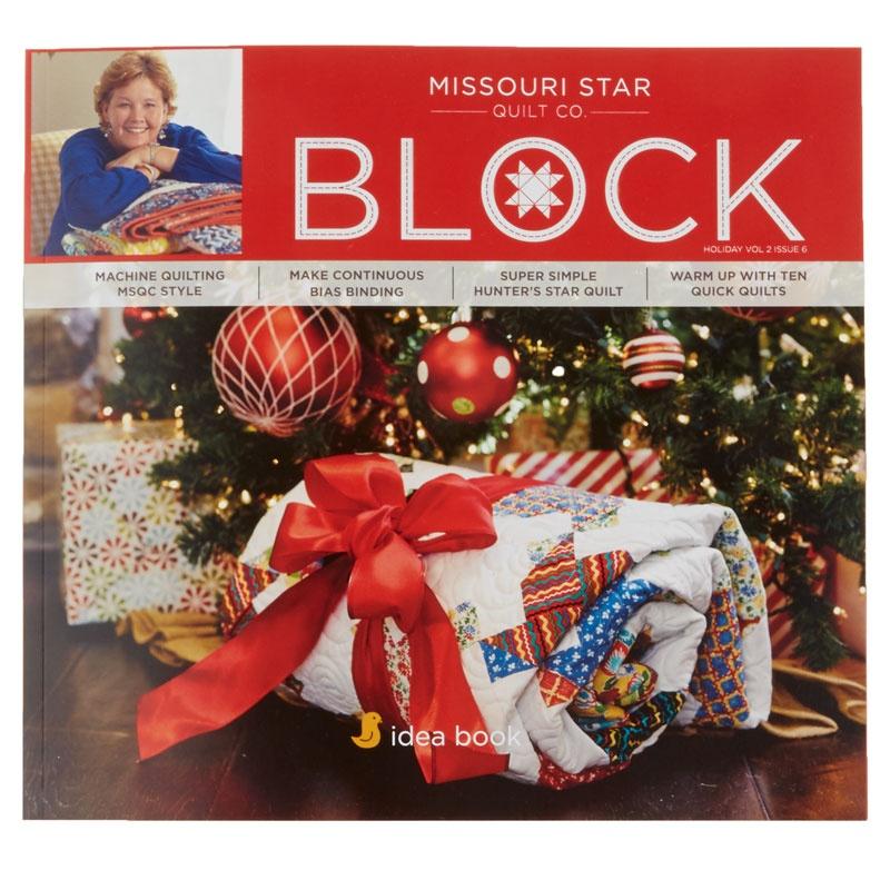 BLOCK Magazine Holiday 2015 Vol 2 Issue 6