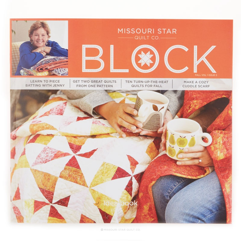 Block Magazine Fall 2014 Vol 1 Issue 5 Msqc