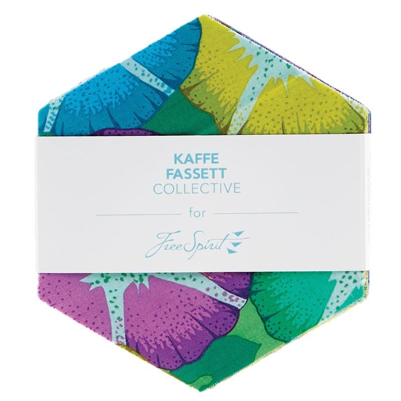 Kaffe Collective Spring 2017 - Shade Hexagons
