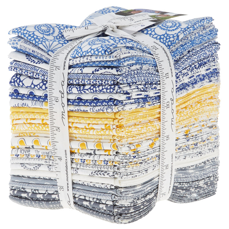 Harmony Fat Quarter Bundle - Sweetwater - Moda Fabrics — Missouri ... : missouri quilt daily deals - Adamdwight.com