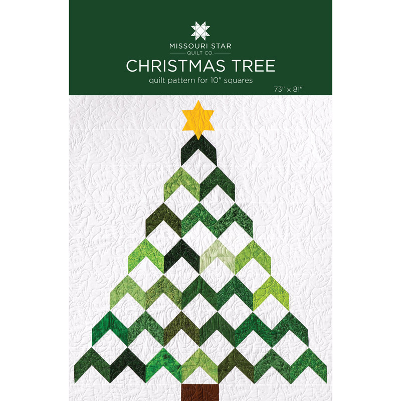 Christmas Tree Pattern By Missouri Star Missouri Star Quilt Co