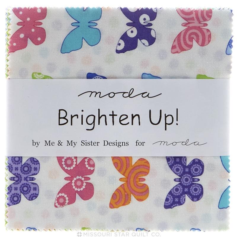 Brighten Up! Charm Pack