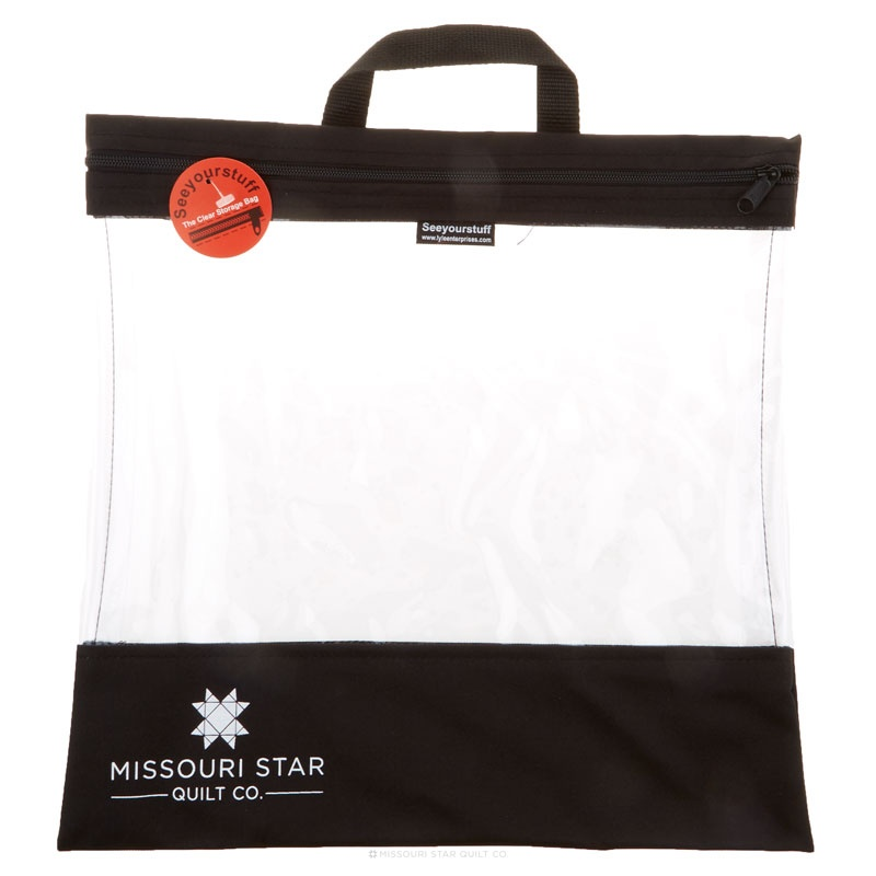 Missouri Star's SEEYOURSTUFF Bag 16