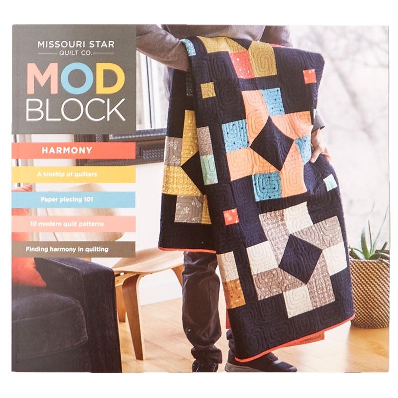 ModBlock Magazine - Volume 3 - MSQC — Missouri Star Quilt Co. : missouri star quilt company forum - Adamdwight.com