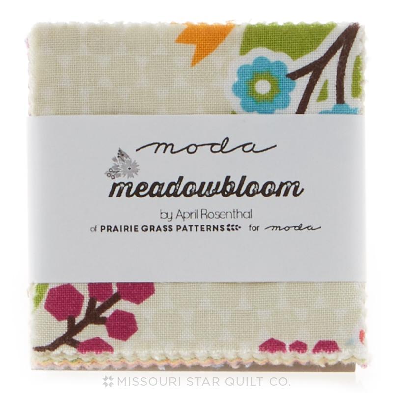 Meadowbloom Mini Charm Pack