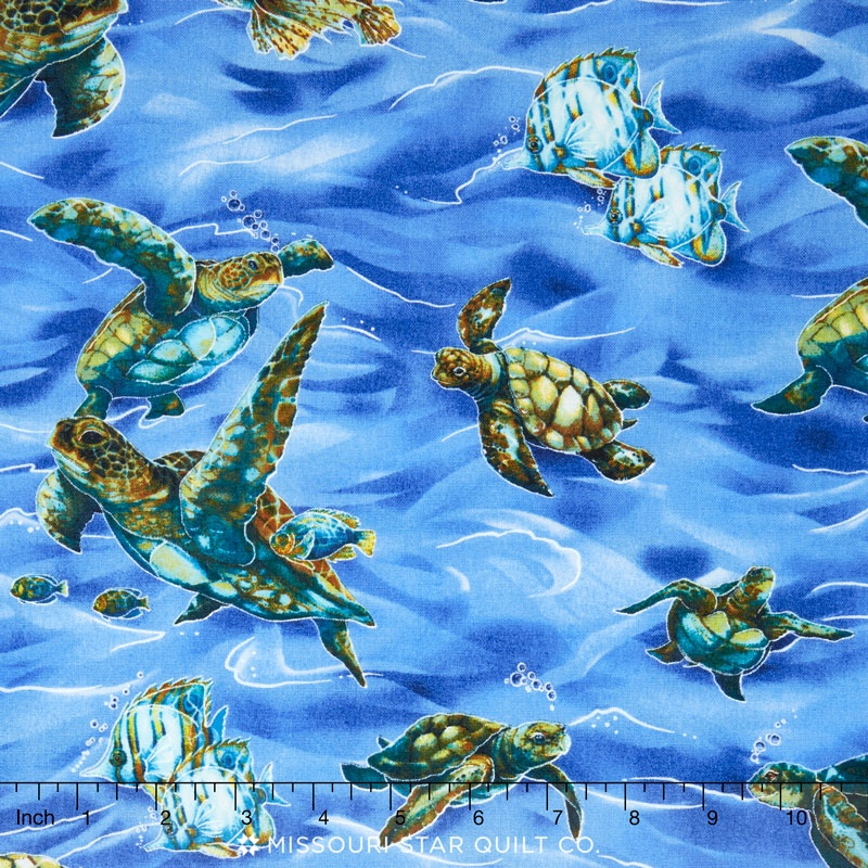 North American Wildlife 2 - Pacific Yardage