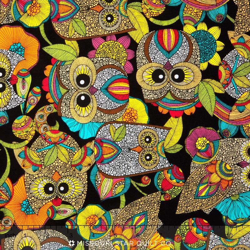 Owl's Nest - Owl Bright Yardage